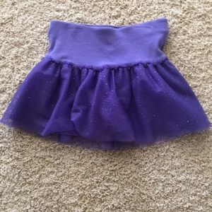 JUSTICE TULLE SKIRT